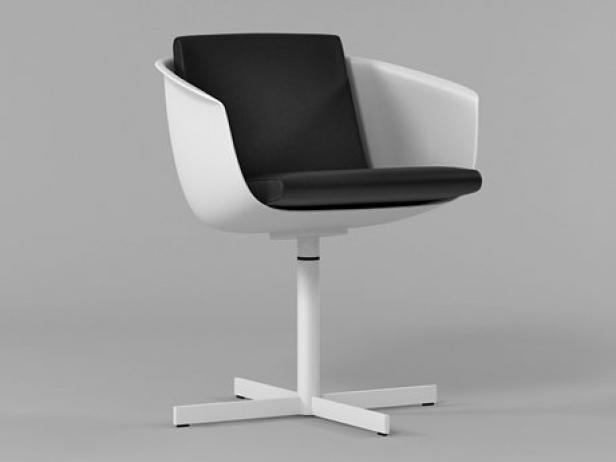 Strip 3d modell poliform for Sessel 3d dwg