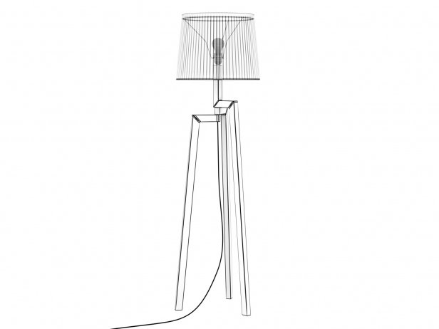 Stilt Floor & Table Lamps 7