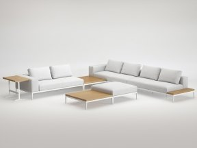 Outdoor Corner Sofa Comp C