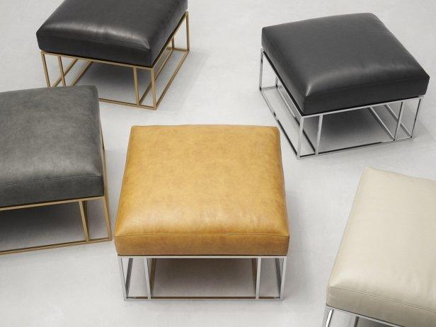 Sling Chair & Ottoman 5