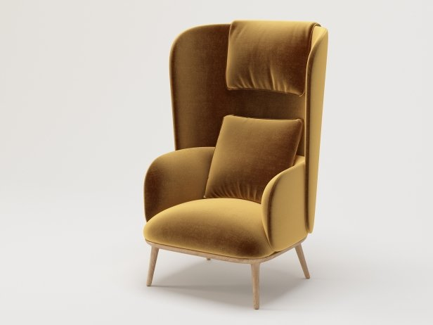 Blanche Bergere 8