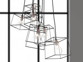 Paola 6 Cluster Light