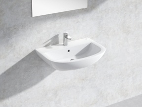 Bau Wall-hung Basin 65 Set