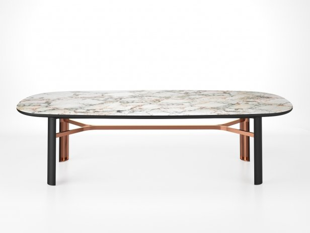 Dan Oval Dining Table 1