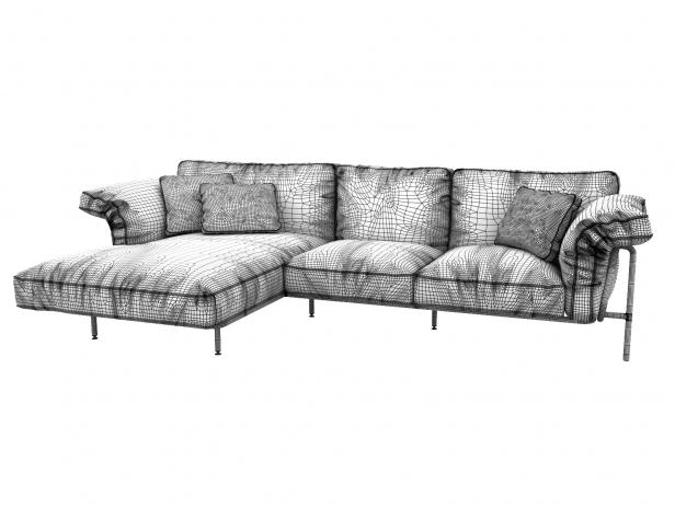 DS-610 Corner Sofa 8