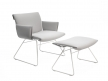 DS-515 Lounge Chair with Armrests 8
