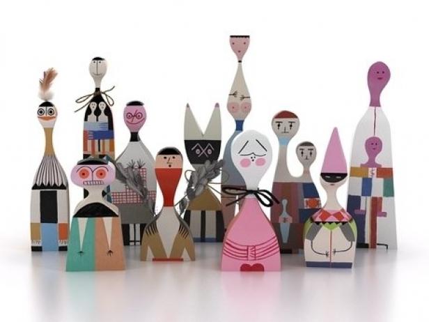 Wooden Dolls 1