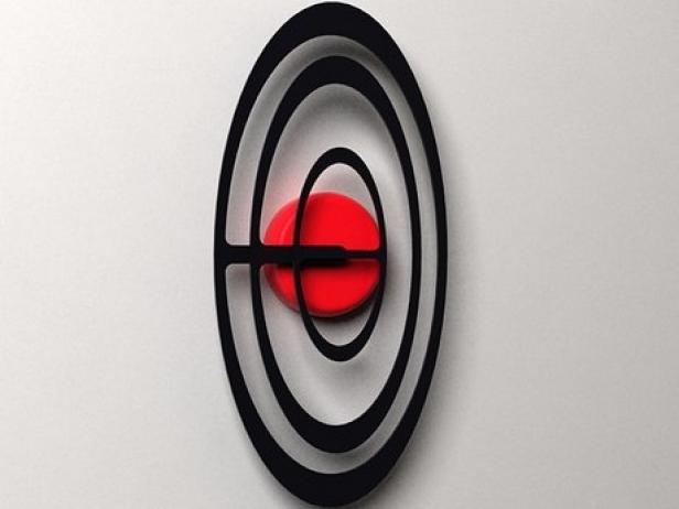 Orbit Clock 4