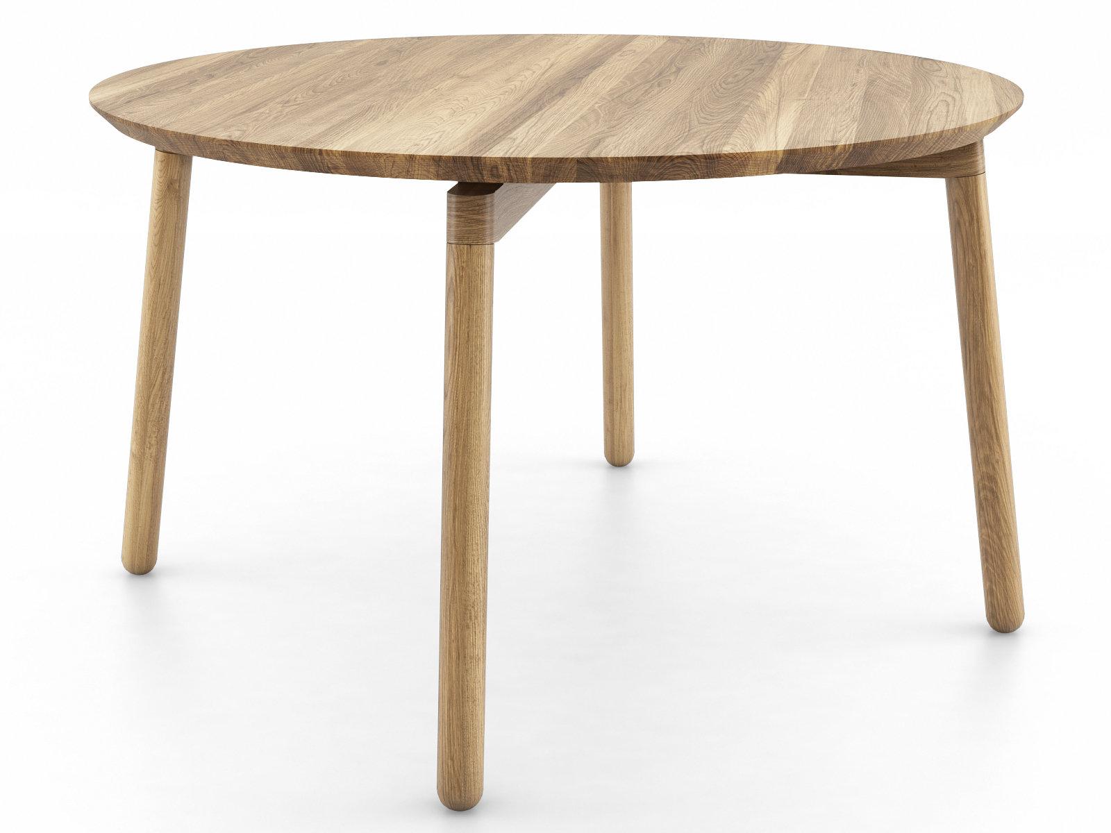 Nord table 3d model normann copenhagen for 3d table design