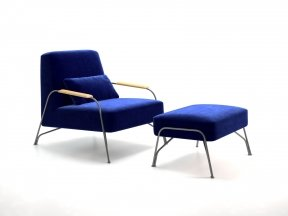 Humphrey Armchair & Footstool