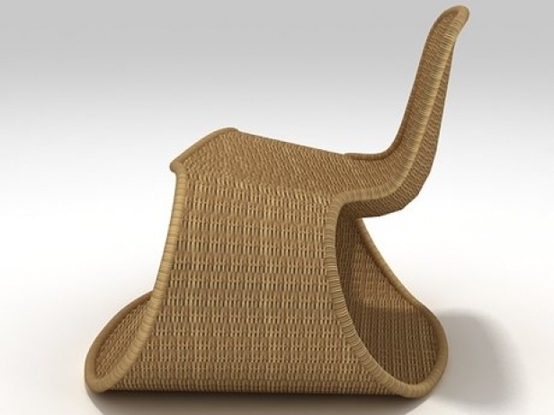 Sari 3d model driade for Sari furniture designer