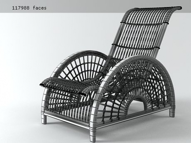 Forest Slug Chair 20