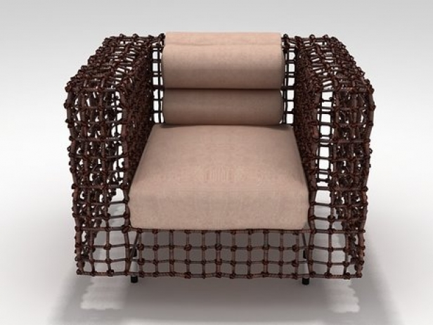 Yin & Yang Easy Armchair 2