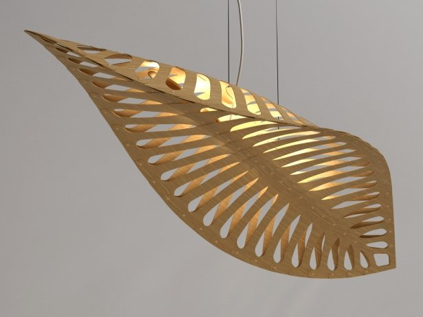 Navicula Pendant Light 2