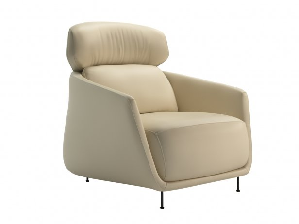 Okura Armchair High Back 1