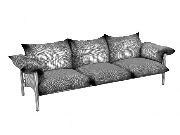 Wilfred Sofa 264 4