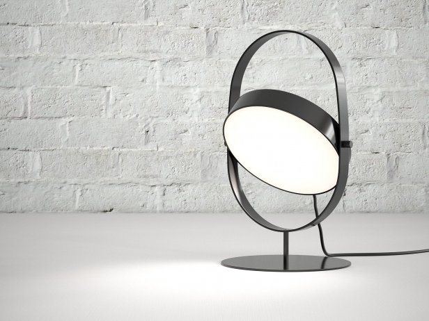 Headlight Table Lamp 1