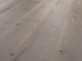 Fumed Grey Oak Flooring