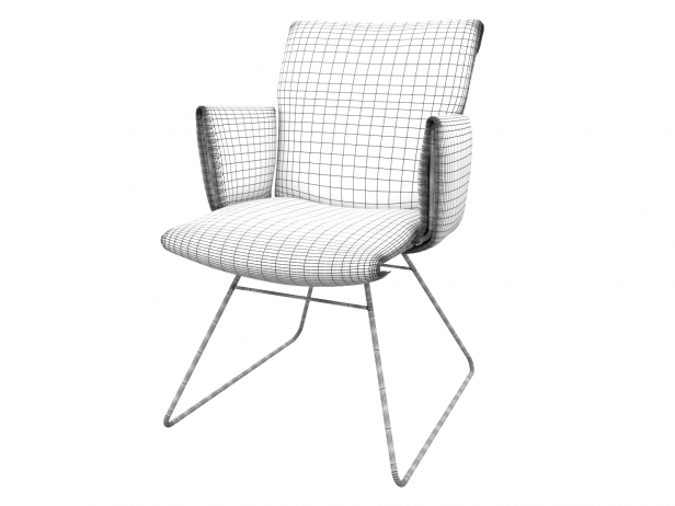 DS-515 Chair with Armrests 12
