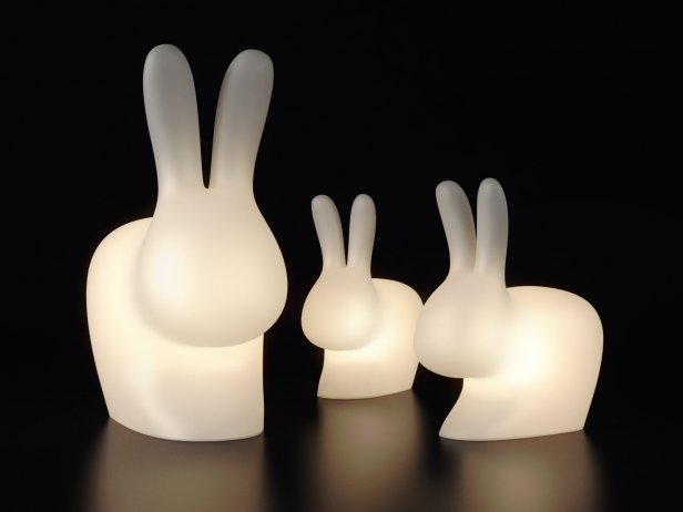 Rabbit Lamps 1