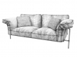 DS-610 2-Seater Sofa 5