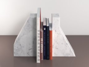 Lithos Bookends
