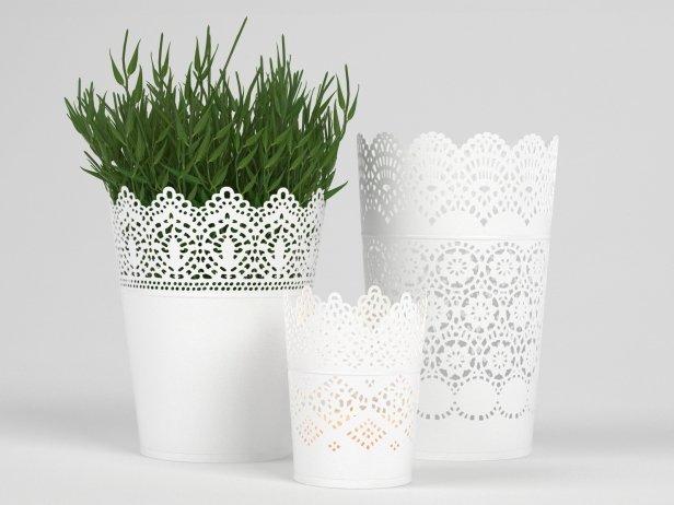 Ikea Skurar Set 3d Model