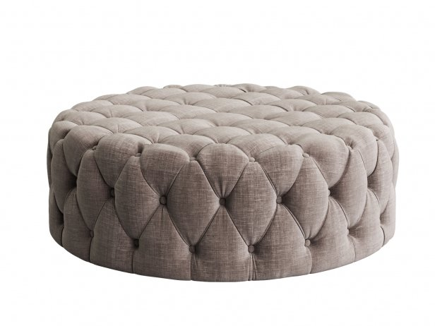 Knightsbridge Cocktail Ottoman 3