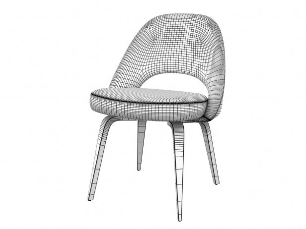 Saarinen Executive Chair 5