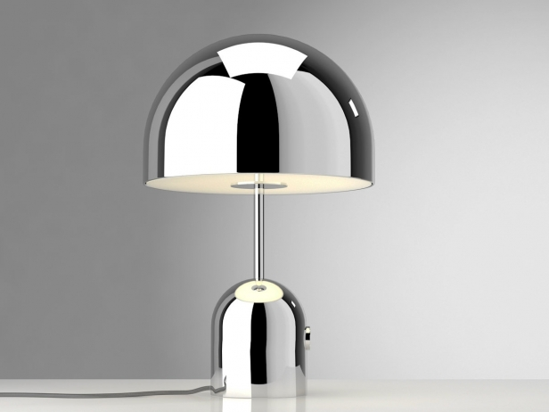 Bell 3d Model Tom Dixon United Kingdom