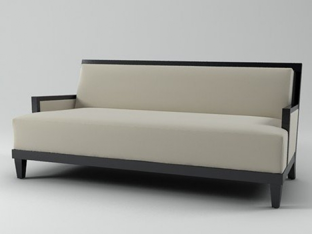 carmel sofa 3d modell hbf. Black Bedroom Furniture Sets. Home Design Ideas