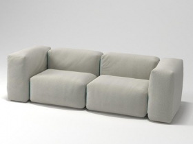 2 Seater Superoblong Sofa