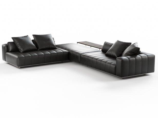Freeman Corner Sofa System H 1