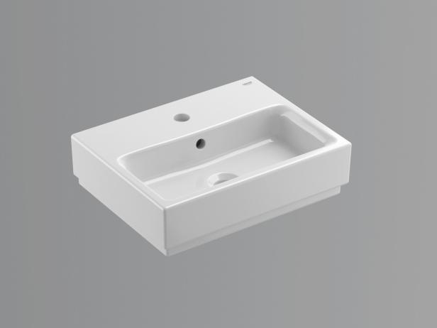 Cube Wall-hung Basin 45 Set 6