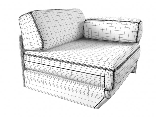 DS-76 3-Seater Sofa & Modules 11