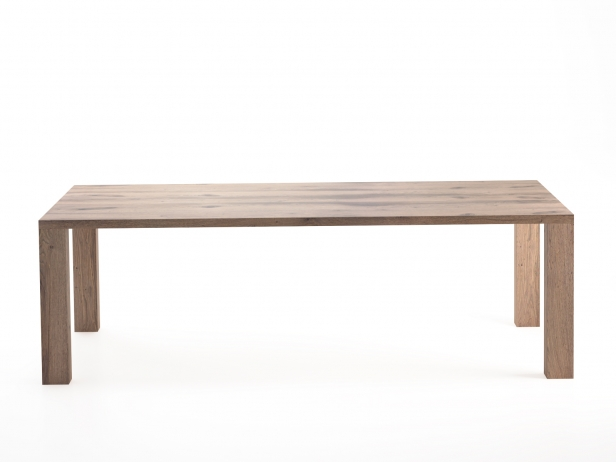 DS-777 Dining Table Wood 5