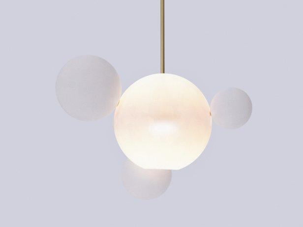 Bolle BLS4 & BLS6 Pendant Lamp 2
