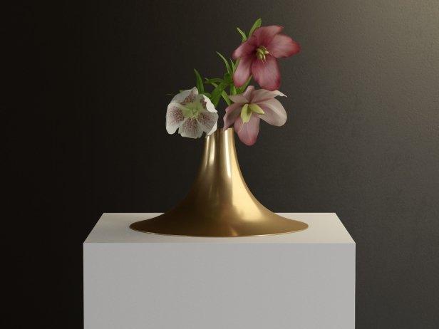 Kaschkasch Vase 2