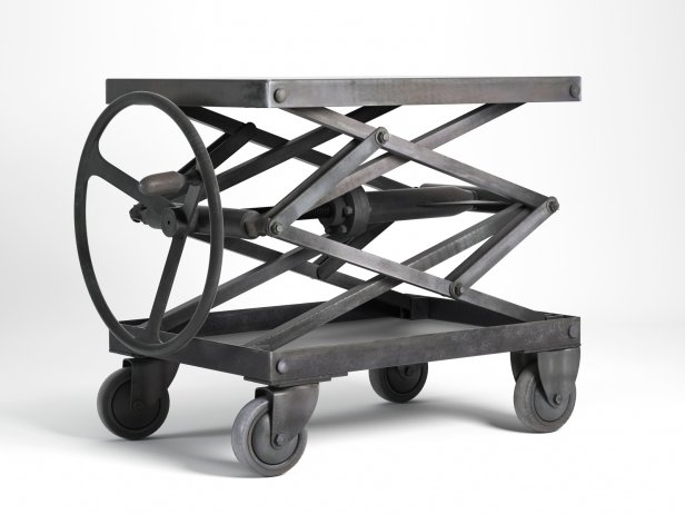 Industrial Scissor Lift Table 5