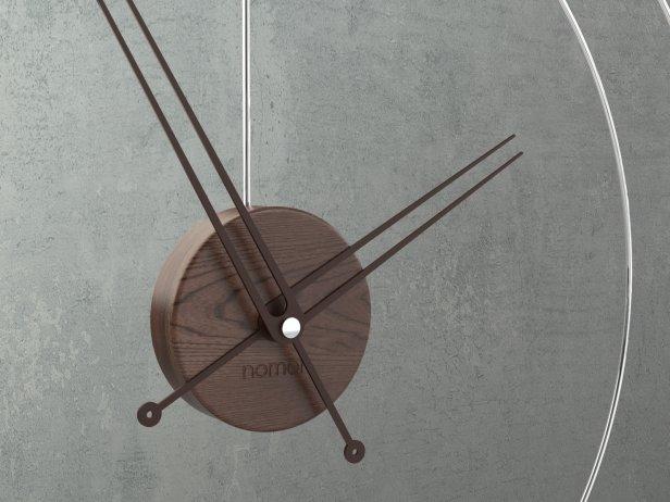 Double Rings Desk Clock 4