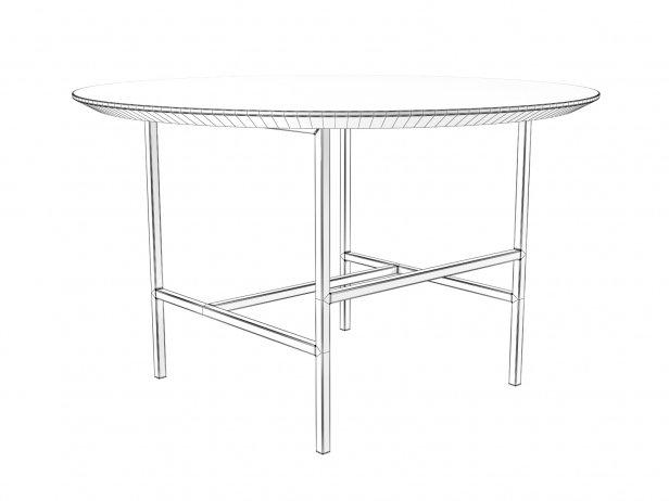 Small Table Trio SQ 5