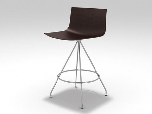 Fantastic Catifa 46 Stool Swivel Base Caraccident5 Cool Chair Designs And Ideas Caraccident5Info