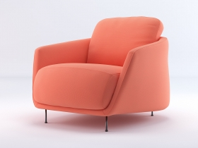 Okura Armchair Low Back