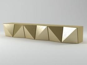 Origami Storage Unit