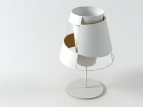 Crinolina table lamp