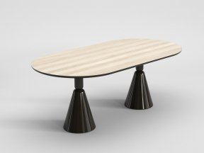 Pion Oval Tables