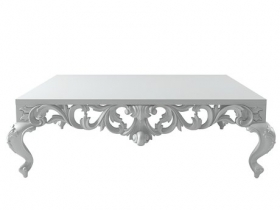 76-0174 coffee table