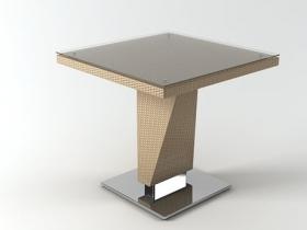 Cuba square table