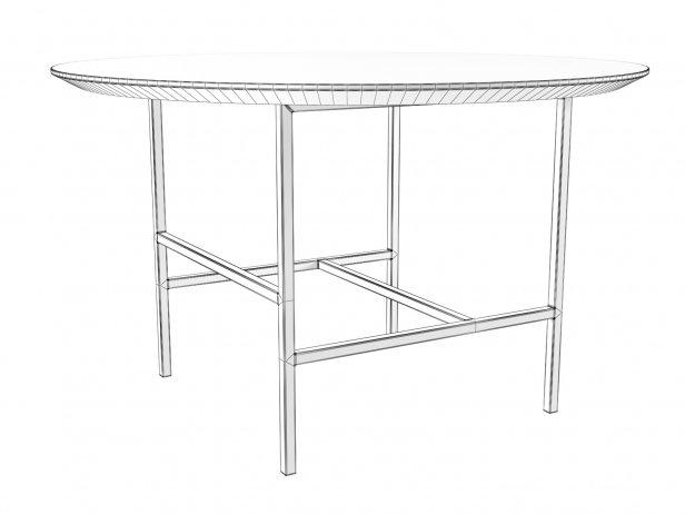 Small Table Trio SQ 8