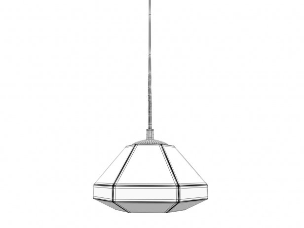 The Diamonte Pendant Lamp 7